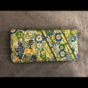 Large Vera Bradley Wallet